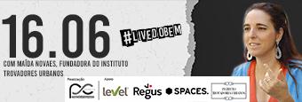#LIVEDOBEM – Instituto Tovadores Urbanos