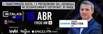 A Transformação Digital e o Protagonismo das Lideranças no Desenvolvimento Sustentável do Brasil