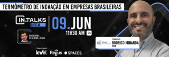 Termômetro de inovação em empresas brasileiras